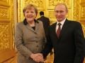 Путин и Меркель обсудили подготовку встречи в