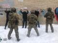 На Киевщине обнаружили группу боевиков