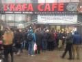 Активисты требуют выселения ресторана L'Kafa из Дома профсоюзов