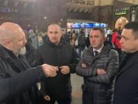 Киевский ЖД вокзал очистят от бездомных и преступников