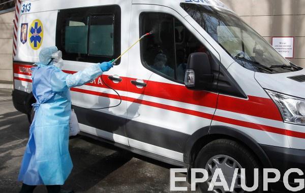 В Киеве растет число зараженных COVID-19