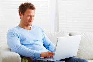 В Интернете можно найти даже будущую жену