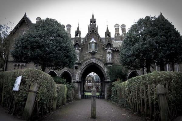 Лондонское кладбище, которое даст фору любому фильму ужасов