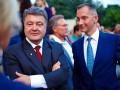 Банковая озвучила зарплаты Порошенко и Ложкина (документ)