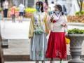 В Китае выявили 57 новых случаев коронавируса