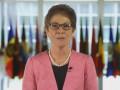 Новый посол США записала видеообращение на украинском языке