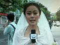 Невеста сбежала со свадьбы ради работы (ФОТО, ВИДЕО)