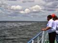 Затонувшее возле Одессы судно загрязняет море нефтепродуктами (фото)