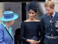Меган Маркл отказалась слушать Елизавету II на семейном совете – СМИ