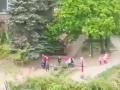 Воспитательница детсада в Запорожье