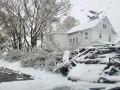 В США разразилась зимняя буря