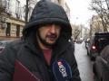 На журналистов, задававших острые вопросы рейдерам Микитася, напали после пресс-конференции
