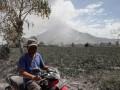 В Индонезии активизировался вулкан Синабунг
