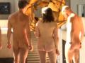 В Париже в музее открыли выставку для нудистов