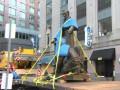В Бостоне демонтировали памятник отменившему рабство Линкольну