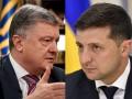 Свежий рейтинг политиков: Зеленский и Порошенко – главные соперники