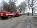 Спасатели ликвидируют аварию на газовой скважине в Черниговской области