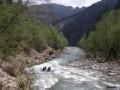 В Ивано-Франковской области во время сплава по горной реке погибла туристка