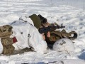 На Донбассе боевики ранили украинского военнослужащего