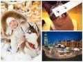 Позитив дня: рождественский городок и находки Атлантиды