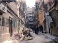 В Сирии после бомбежки Алеппо дома покинули 70 тыс человек - СМИ