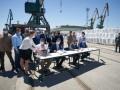 Впервые в истории: Украина сдала в концессию порт Херсона