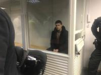 Сыну нардепа Попова избрали домашний арест