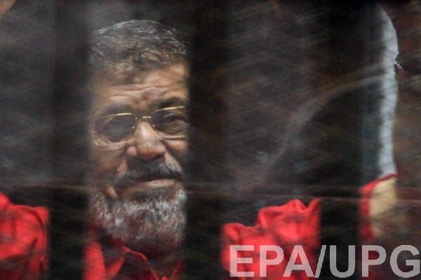 Мухаммед Мурси был арестован в 2013 году