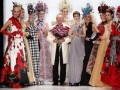 Фотогалерея: Русский язык моды. В Москве завершилась 25-я Mercedes-Benz Fashion Week Russia