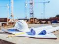 В Украине строительная отрасль за год выросла на 4%