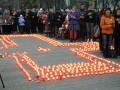 В украинских городах прошли акции памяти жертв Голодомора