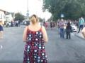 Трассу Харьков-Симферополь блокировали протестующие жители Запорожья