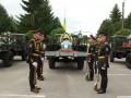 Во Львове попрощались с погибшими в Славянске летчиками (фото)