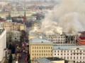 Пожар в здании Минобороны РФ в центре Москвы потушен - генерал