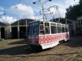 Во Львове трамвай