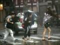 Тайфун Хайкуй парализовал Шанхай. Ущерб от стихии оценивается в миллиард евро