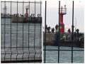 На маяке в оккупированной Ялте появился флаг Украины