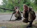 Карта АТО: Круглосуточные бои возле Донецка, мощный обстрел Широкино