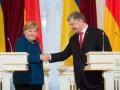 Украина и Германия совместно работают над миссией ООН для Донбасса - Меркель