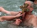В Украине сегодня празднуют Крещение