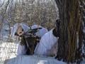 Сутки на Донбассе: Боевики открывали огонь 13 раз, ранен один военный