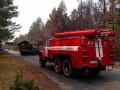 Госслужба по ЧС: В Зоне отчуждения в Чернобыле продолжается тушение пожара