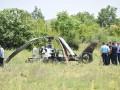 В Черногории разбился военный вертолет