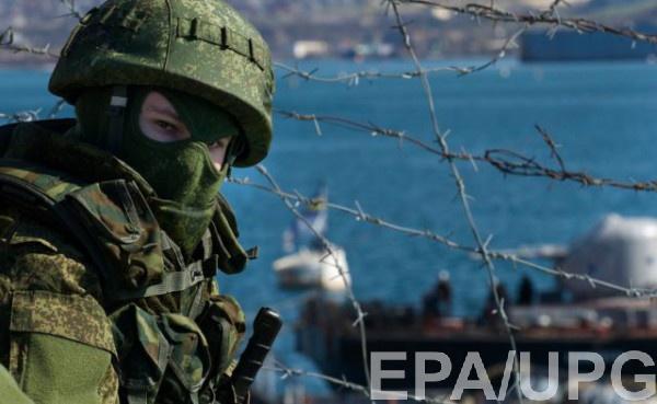 Россия аннексировала Крым в марте 2014 года