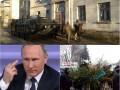Итоги 17 декабря: Спецоперация в Мариуполе, конференция Путина и коровьи головы под Радой