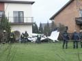 В Литве разбился спортивный самолет, два человека погибли