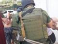 СБУ задержала в Запорожской области троих диверсантов