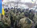 В АТО напали на участников блокады: полиция задержала 37 человек