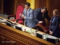Конфуз в Раде: Стефанчук геройски