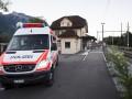 Нападение в поезде в Швейцарии: от ранений умерли два человека